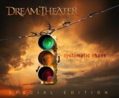Dream Theater - Systematic Chaos ( CD+DVD)