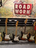 Fender Road Worn Serie